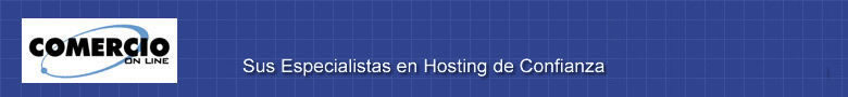 Web Hosting en México Windows 2003 ASP.NET
